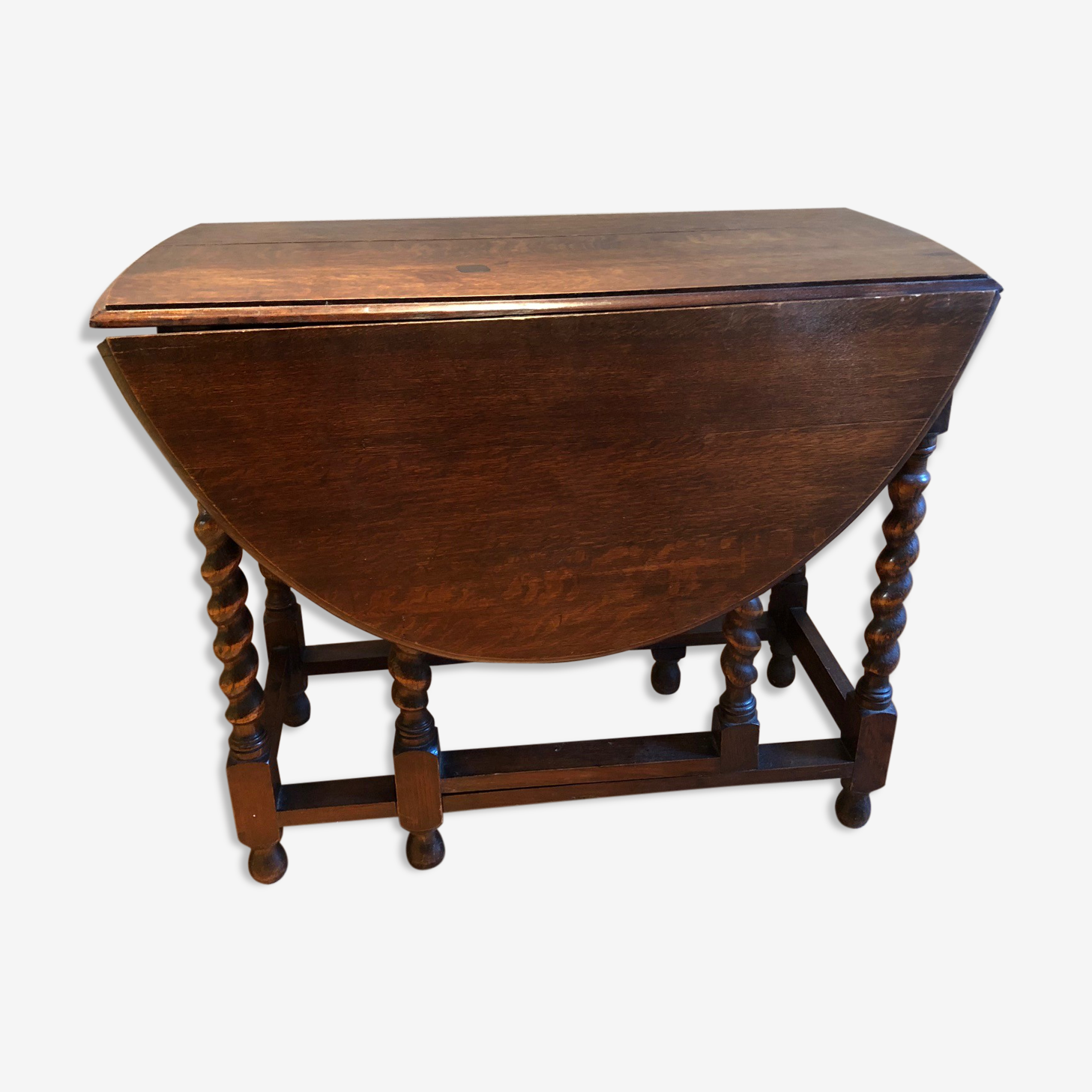 Table anglaise 1900