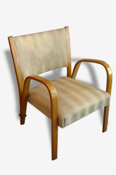 Fauteuil Steiner Boo-wood
