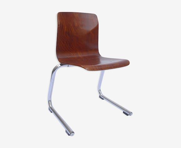 Chaise Design Galvanitas Pour Enfant Thur Op Seatn Pagholz Annees 60