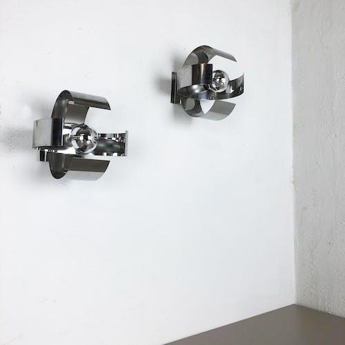 Ensemble de 2 appliques moderniste Allemagne des années 1970