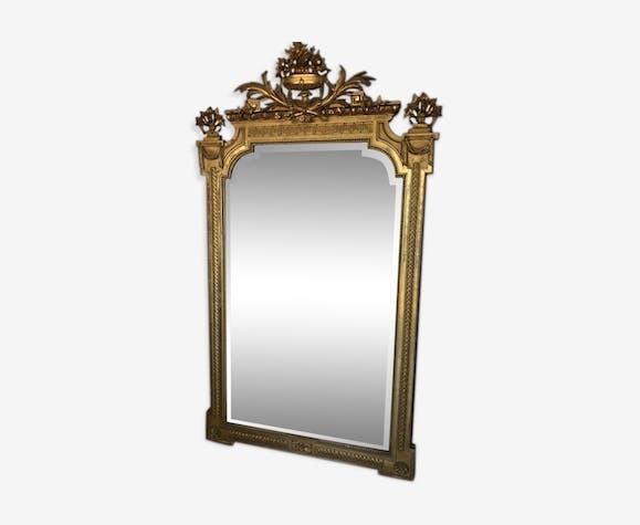 Miroir Louis XVI - 204x117cm