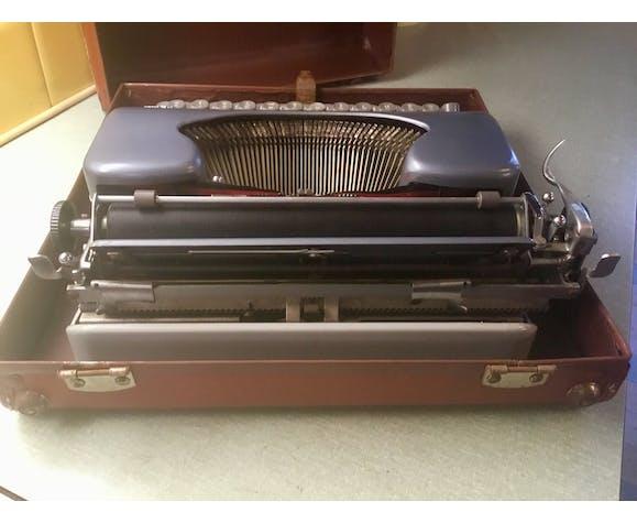 Machine a ecrire Japy vintage