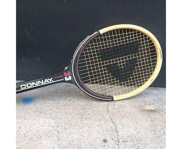Racquet Tennis framework wood Donnay