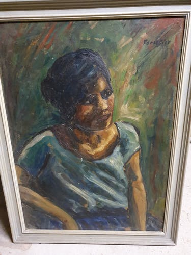 Tableau portrait