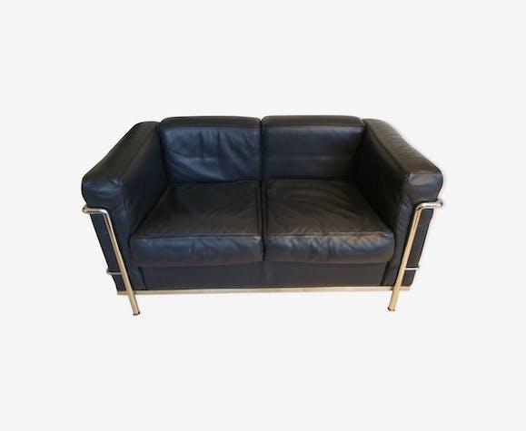 Canapé LC2 par Le Corbusier pour Cassina