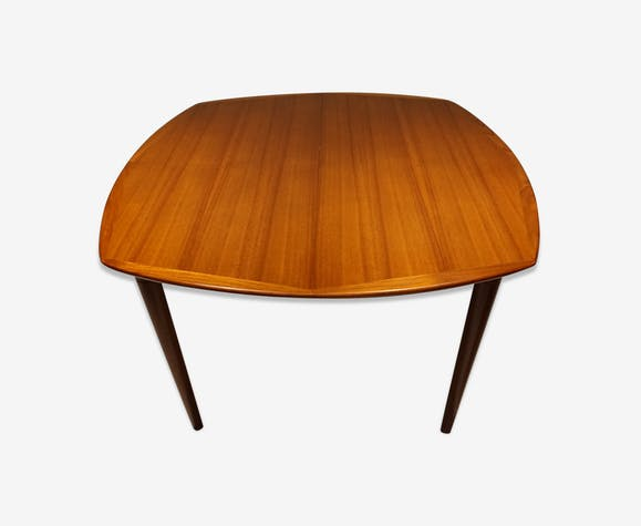 Scandinavian Teak Dining Table 1960