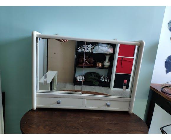 """Armoire de toilette vintage années 50 """"a l'écureuil"""""""