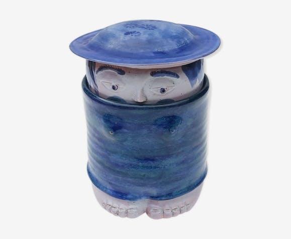 Pot anthropomorphe Robert et Jean Cloutier 20 cm