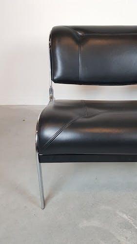Paire de fauteuils Whist par Olivier Mourgue