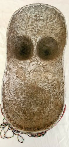 Masque ventre feminin Makondé - Tanzanie