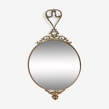 Miroir ancien - 93 x 47 cm