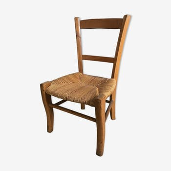 Child wood Chair