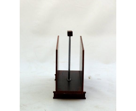 Porte-revues en palissandre