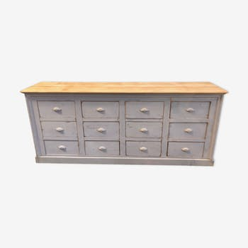Craft cabinet 12 drawers