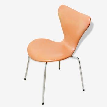 Chaise série 7 Arne Jacobsen Fritz Hansen