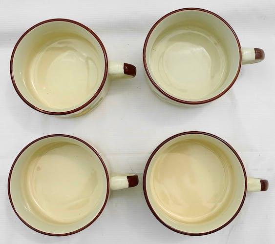 Tasses à soupe