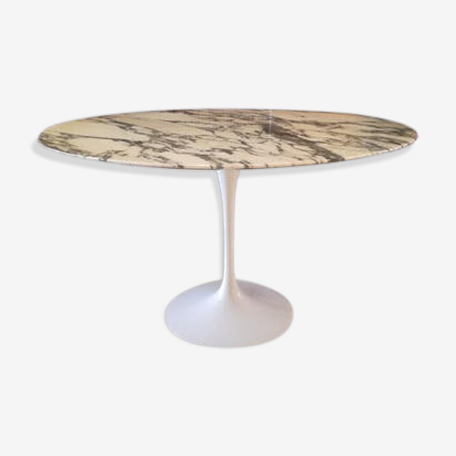 Table tulip Knoll by Eero Saarinen