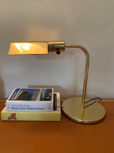 Lampe de bureau G.W Hansen New-York pour Metalarte