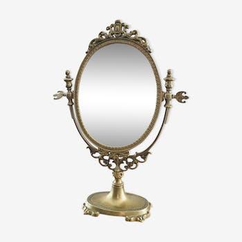 Miroir psyché 39x28cm