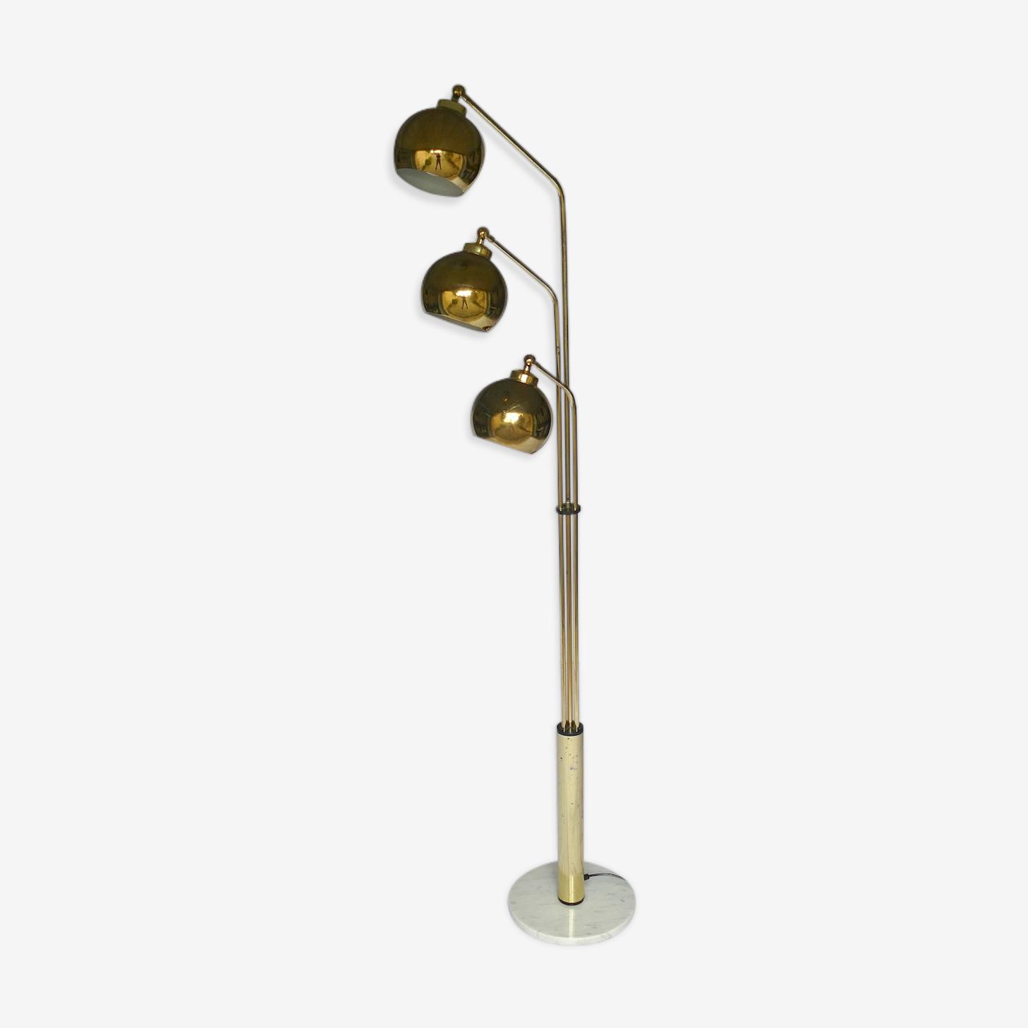 Muguet Goffredo Reggiani floor lamp,1970
