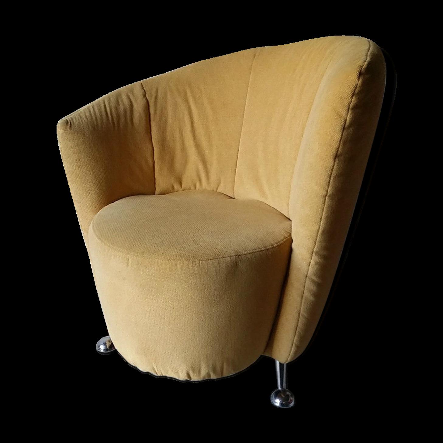 fauteuil roche bobois fauteuil lounge brio sacha lakic design pour la collection roche bobois. Black Bedroom Furniture Sets. Home Design Ideas