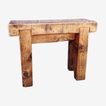 Bench rustic