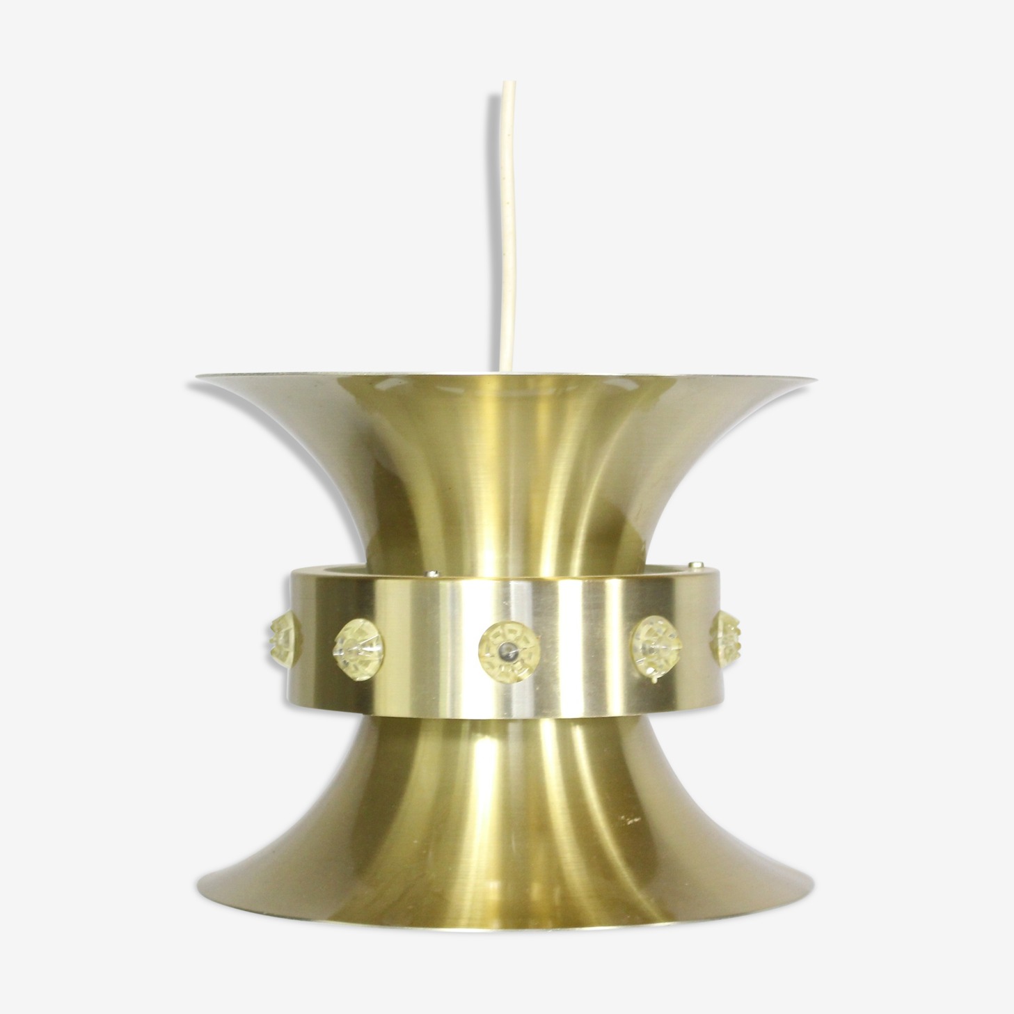 Scandinavian hanging lamp by Carl Thore, 1960