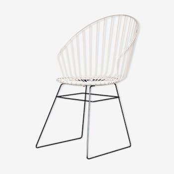 Chaise en métal Tomado