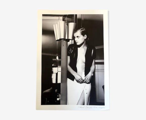 Photo Chanel par Karl Lagarfeld