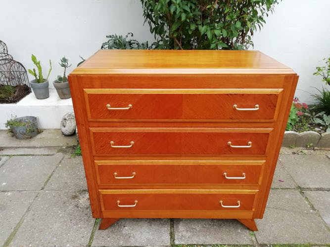 Chest of drawers, 50s