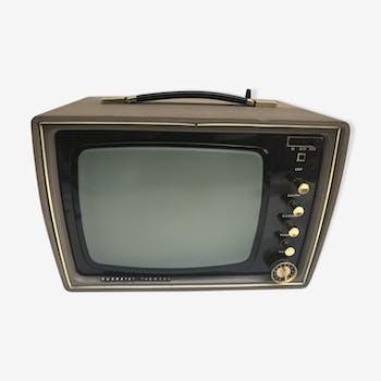 Ancienne télévision marque Ducretet Thomson