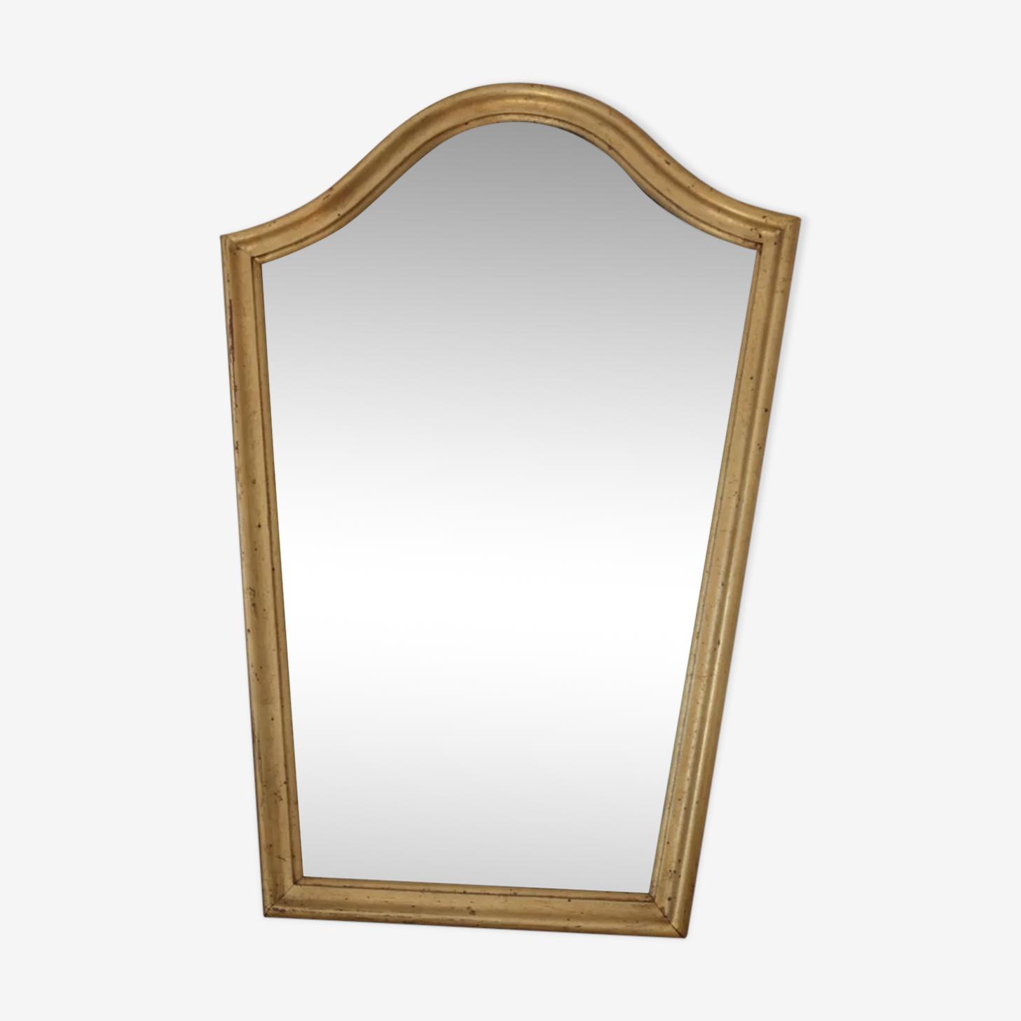 Miroir doré 41x59cm