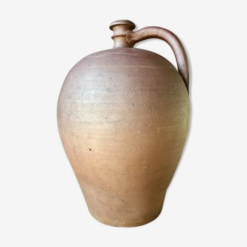 Ancient terracotta jar