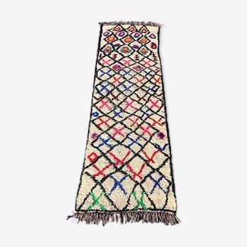 Carpet boucharouite 80x255cm