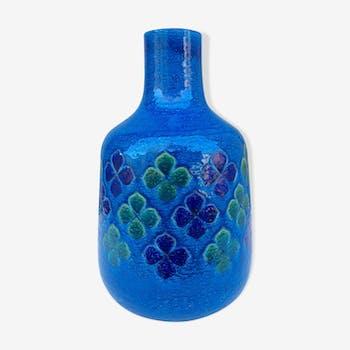 Vase en céramique Bitossi, Italie des années 60