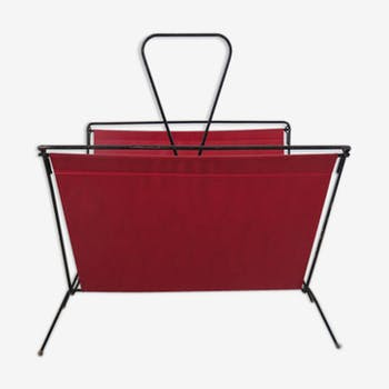 Magazine rack red skai typical 50-60 years