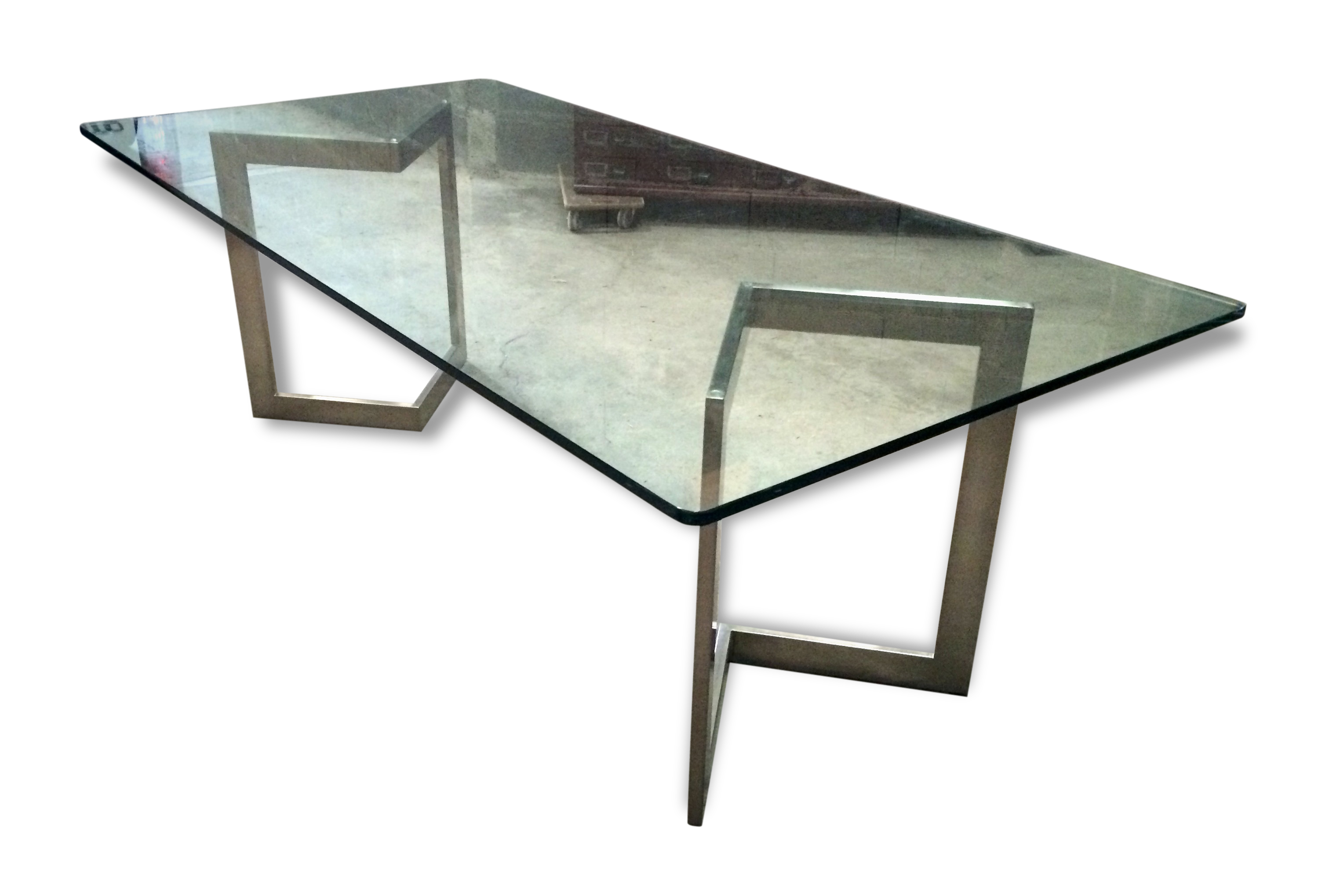Table de salle a manger originale fashion designs - Table en verre design salle a manger ...