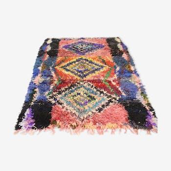 Carpet boucherouite 210x170cm