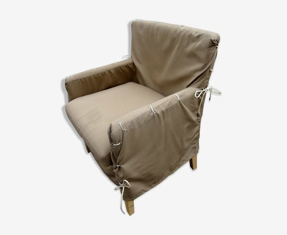 Andre Putman for Bally low armchair