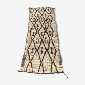 Beni Ouarain 195x80cm carpet