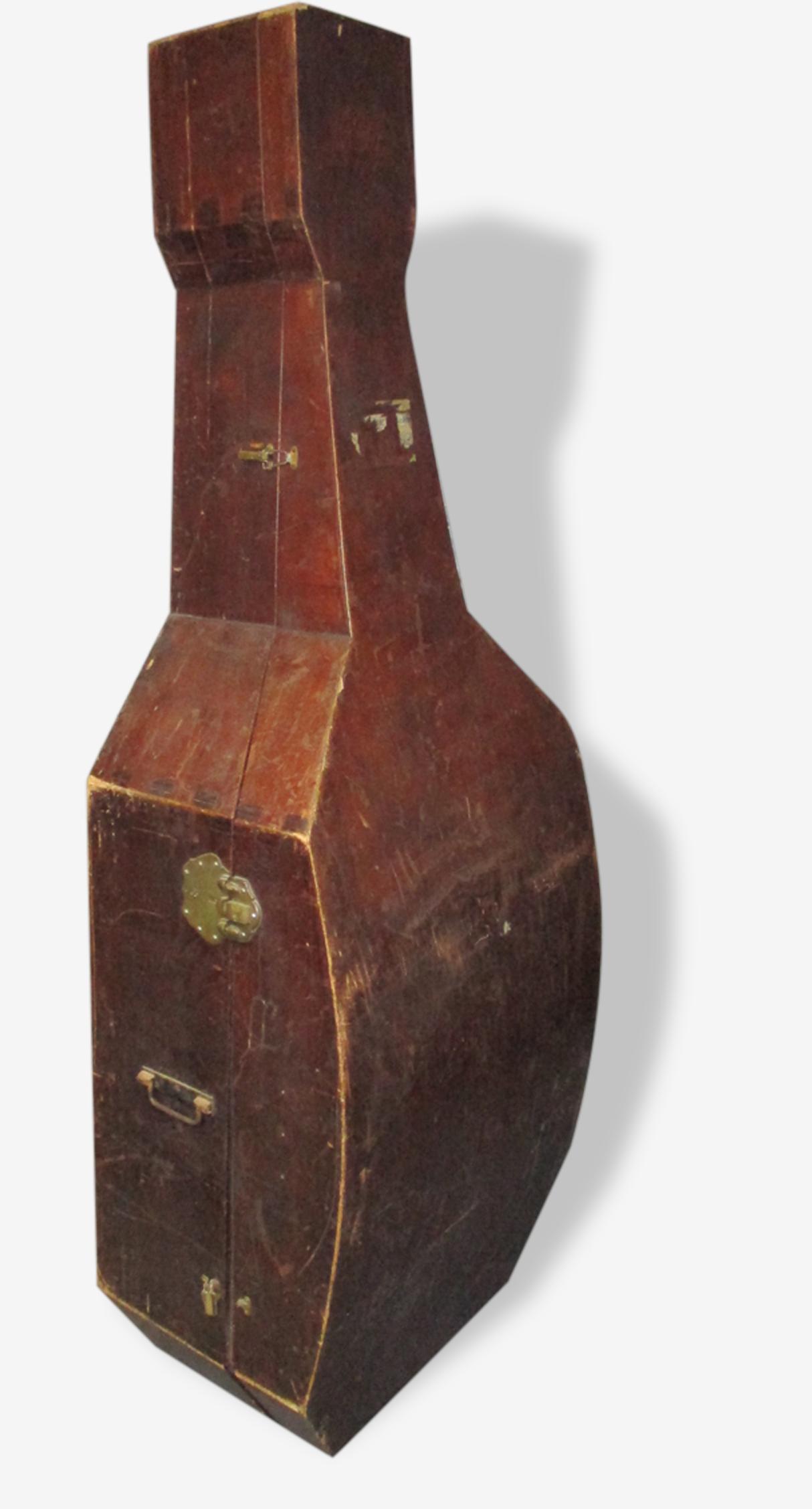 Caisse de Contrebasse Vintage