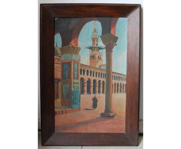 1936 - Umayyad Mosque in Damascus