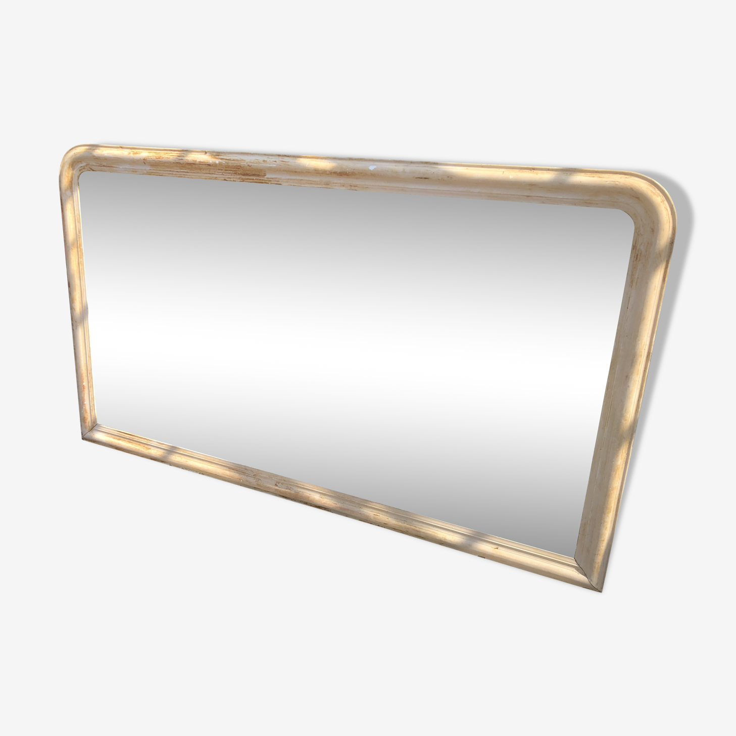Miroir de bistro