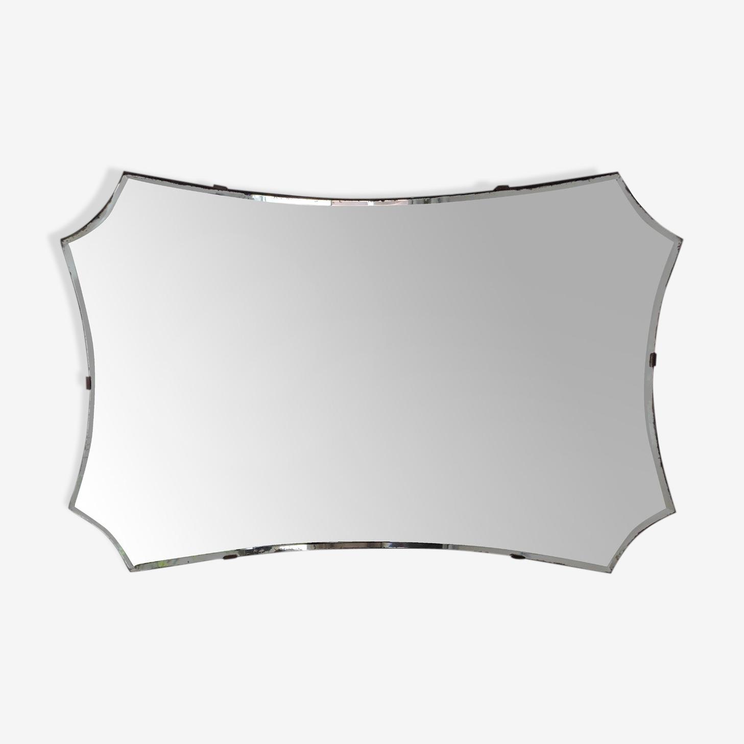 Mirror art deco 72x47cm