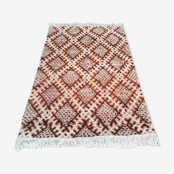 Tapis 100% laine berbère 190x120cm