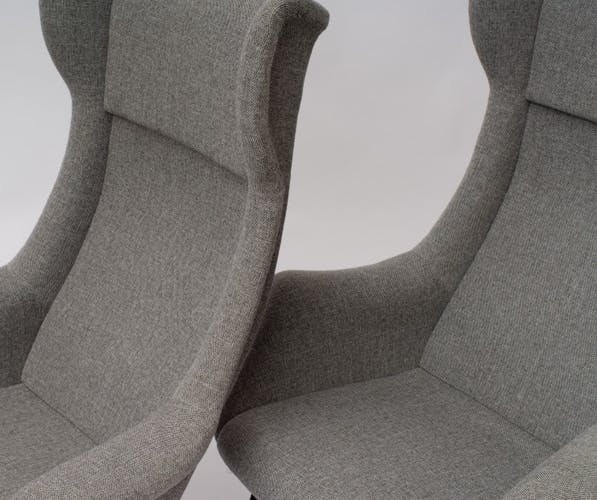 Pair of chairs Miroslav Navratil