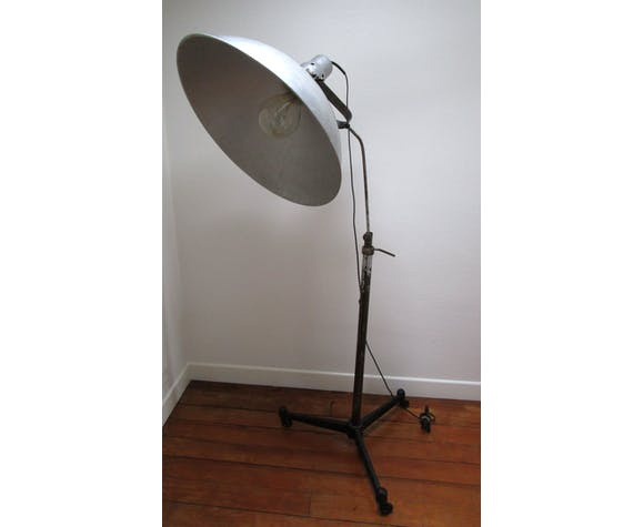 Projecteur réflecteur studio photo et cinéma type lita narita années 50/60