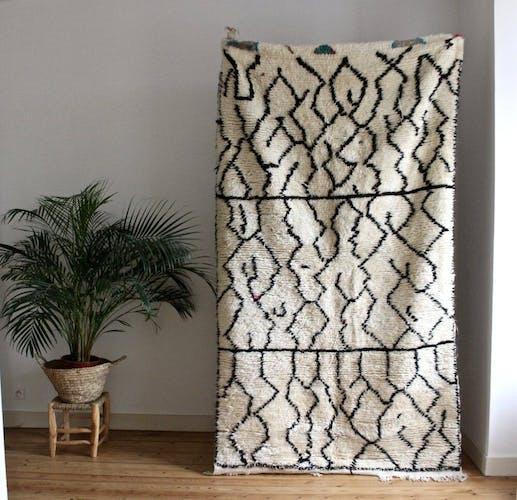 Tapis Azilal marocain 240x133cm