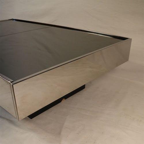 Table basse bar édition Cidue 1970