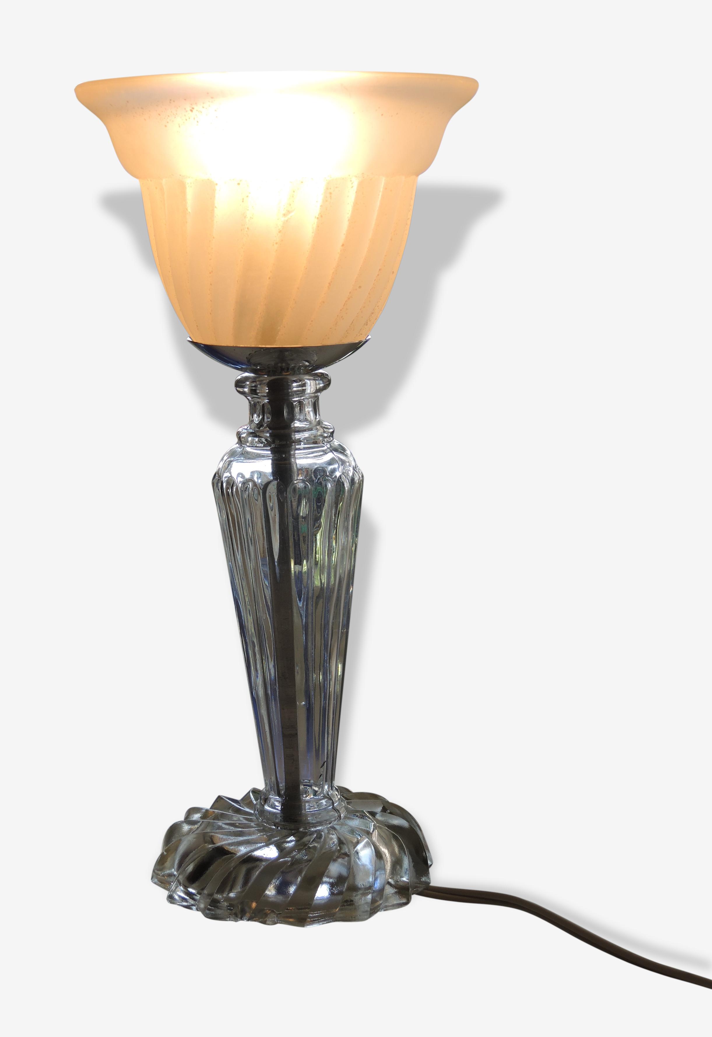 Lampe Art Déco de chevet ou salon tous styles